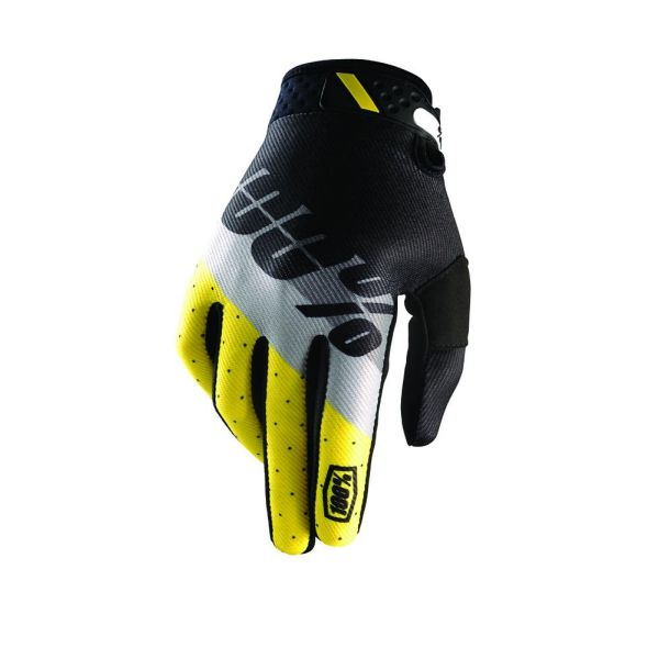 100 la suta Manusi Ridefit Yellow/Gray/Black