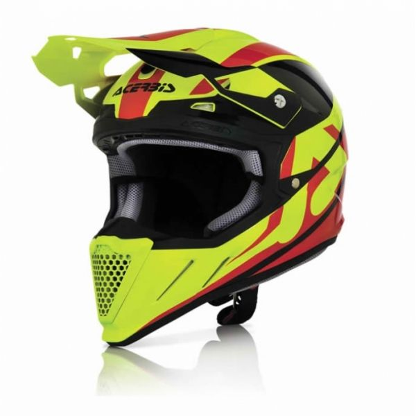 Casti MX-Enduro Acerbis Casca Profile Kingslayer S6