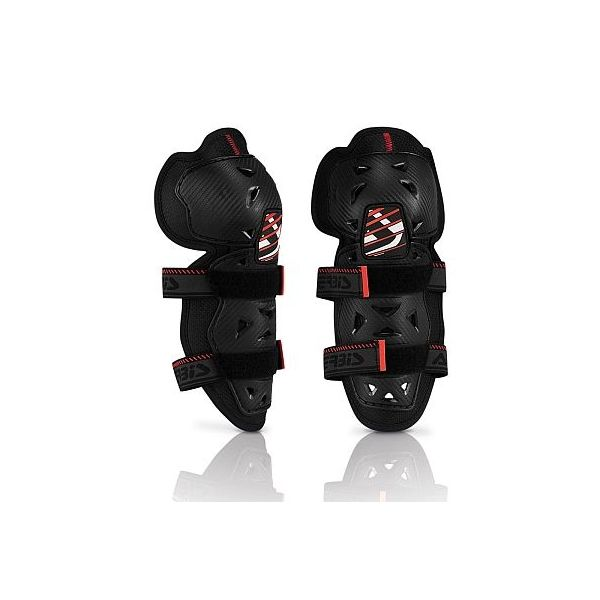 Acerbis Genunchiere Profile 2.0 Junior Black/Red