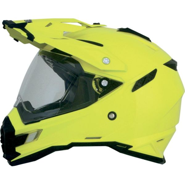 AFX LICHIDARE STOC Casca FX-41DS Adventure Yellow