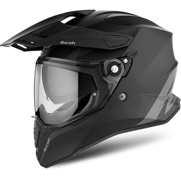 Casti ATV Airoh Casca Commander Carbon Black Matt