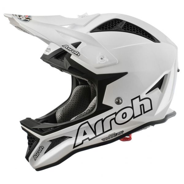Casti Bike Airoh Casca Downhill Fighters Color White