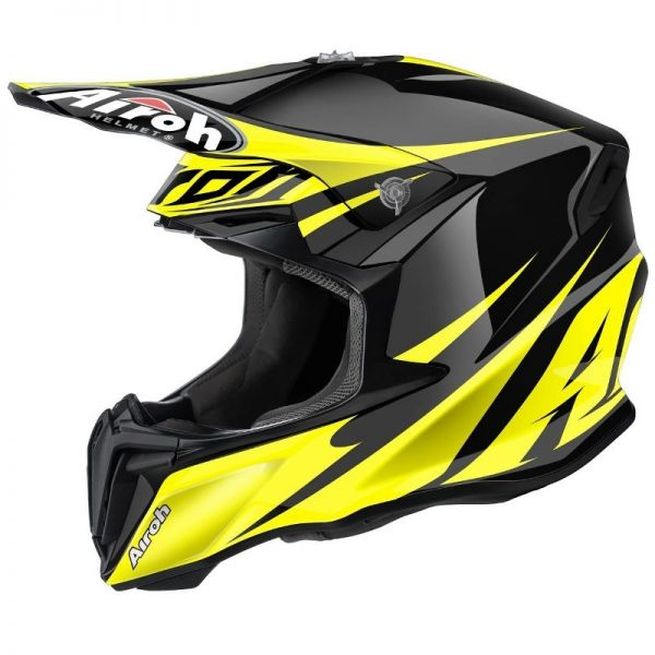 Casti MX-Enduro Airoh Lichidare Stoc Casca Twist Freedom Yellow