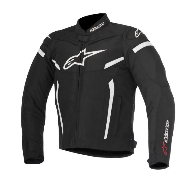 Alpinestars Geaca Textila T-GP Plus R V2 Black/White 2020
