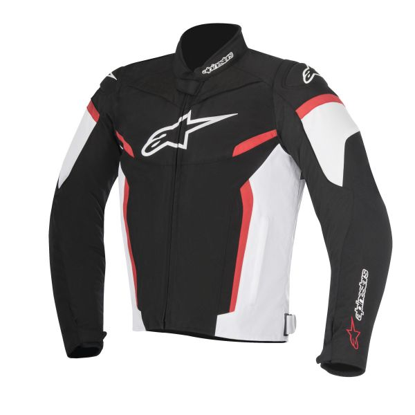 Alpinestars Geaca Textila T-GP Plus R V2 Black/White/Red 2020