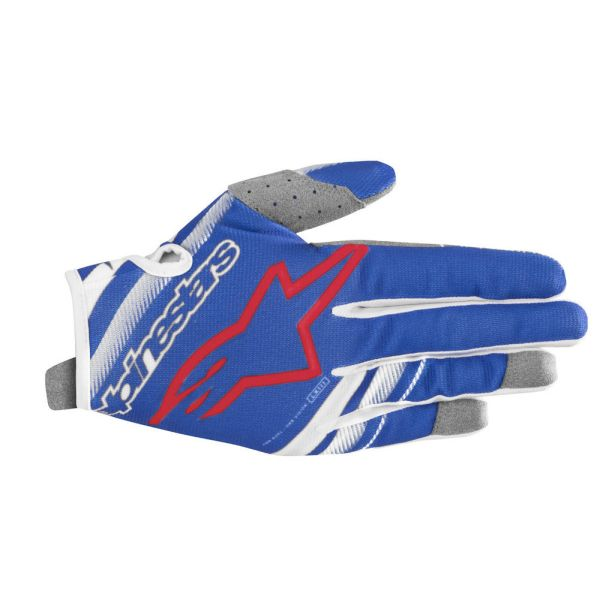 Alpinestars Manusi Radar Blue/White/Red S9 Copii