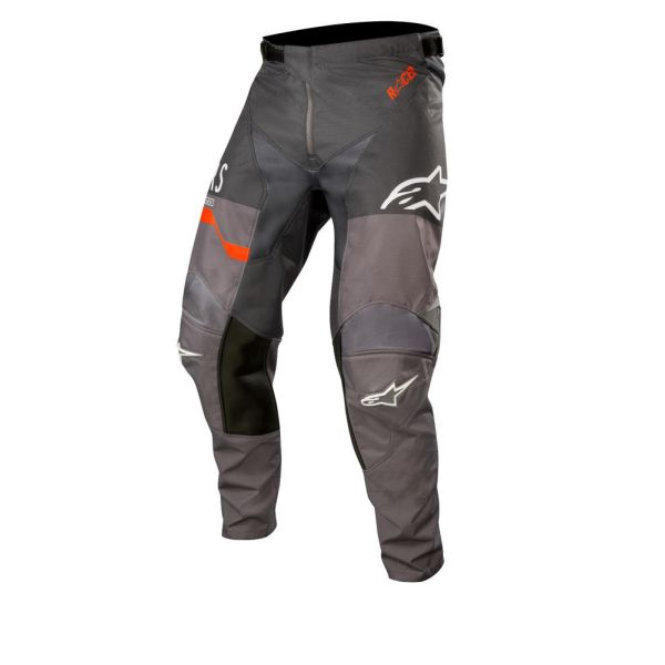 Alpinestars Pantaloni Racer Flagship Gray/Anthracite/Orange S9
