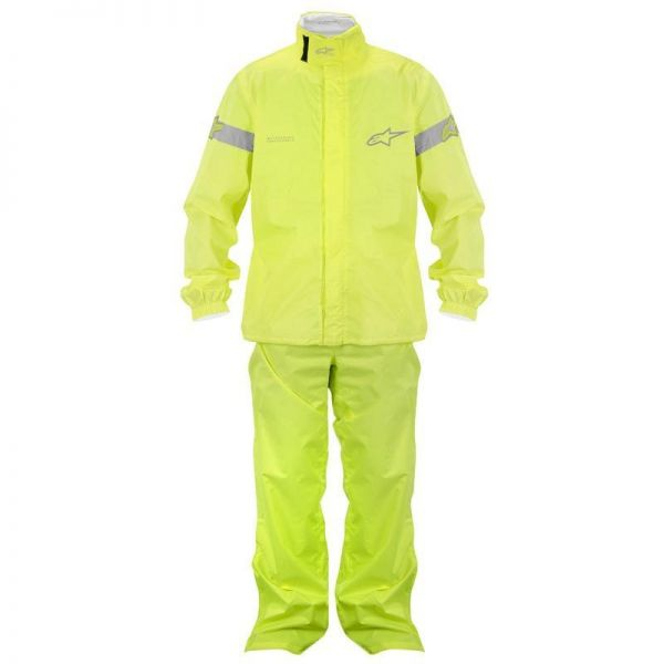 Alpinestars Protectie Ploaie Pantaloni+Geaca Seal Out Yellow