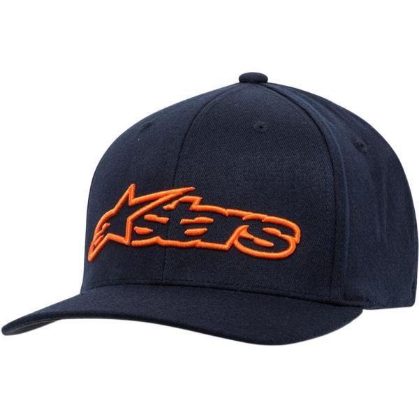Alpinestars Sapca Blaze Flex Navy/Orange