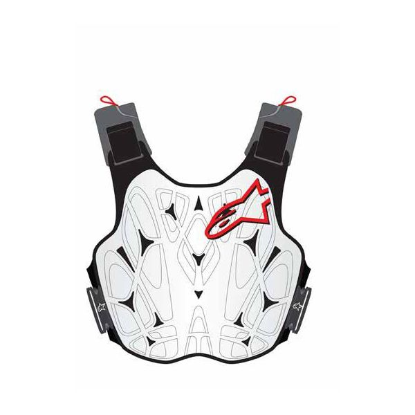 Chest Protectors Alpinestars A-8 Light Protection Vest