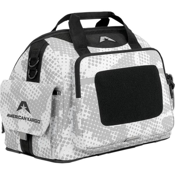 American Kargo Geanta Track Breathable White