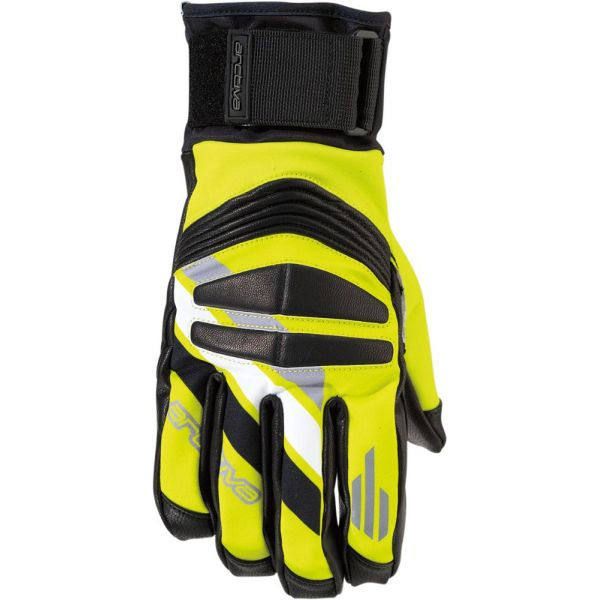Arctiva Manusi Short Cuff Ravine Black/Yellow 17
