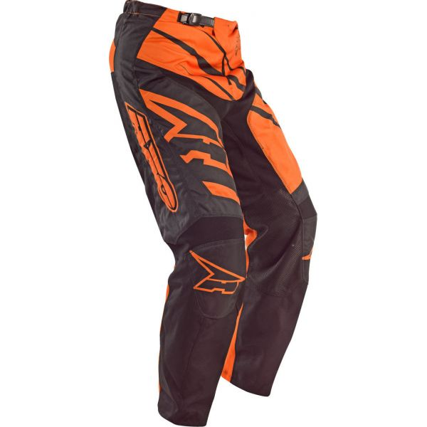 Pantaloni MX-Enduro Axo Pantaloni SR17 Black/Orange