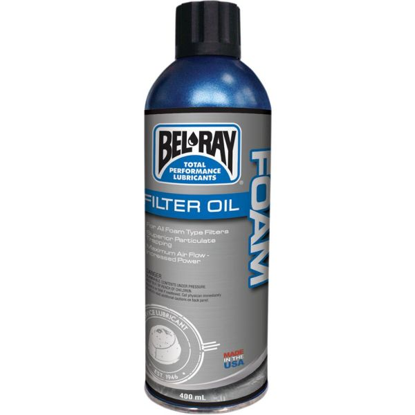Bel Ray Spray Degresant Filtru Aer (400ml)