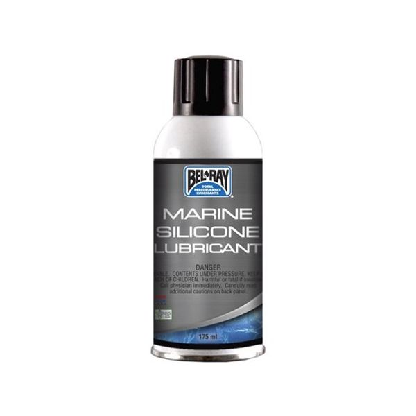 Bel Ray Spray multifunctional MARINE SILICONE LUBRICANT  175 ml