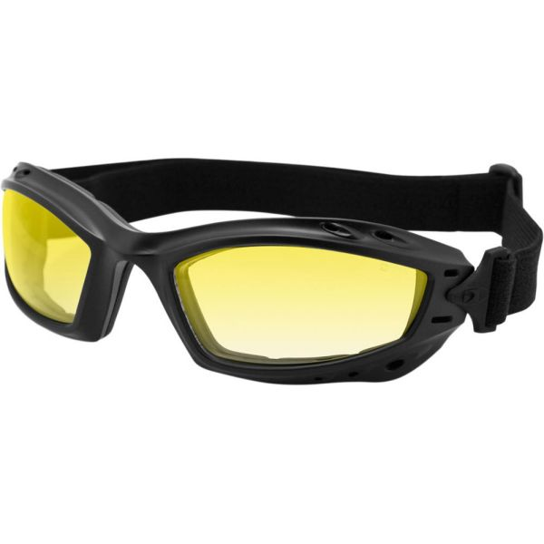 Bobster Ochelari Bala Adventure Black Lenses Yellow