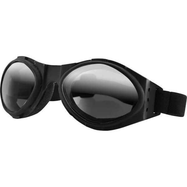 Bobster Ochelari Bugeye Extreme Sport Black Lenses Mirrored Smoke