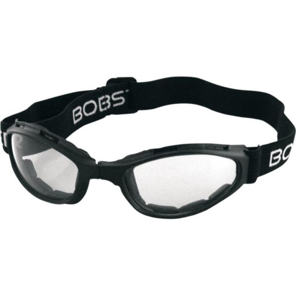 Bobster Ochelari Crossfire Foldable Adventure Black Lenses Clear