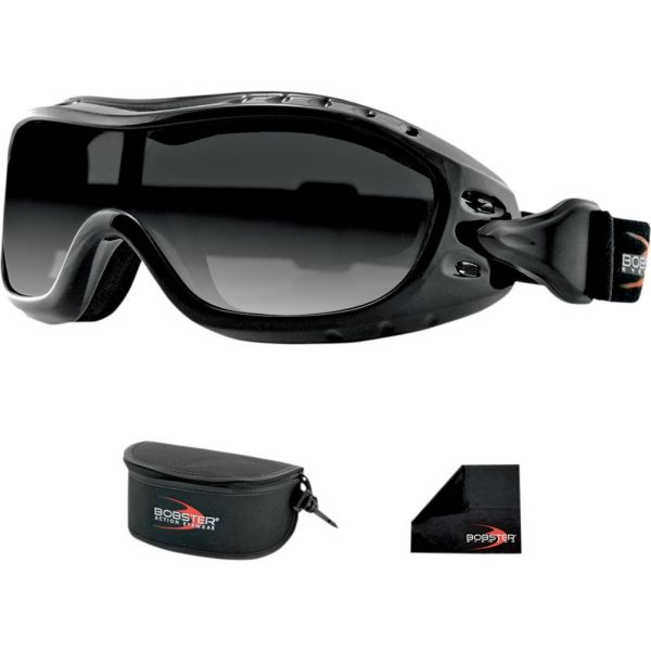 Bobster Ochelari Night Hawk OTG Black Lenses Smoke