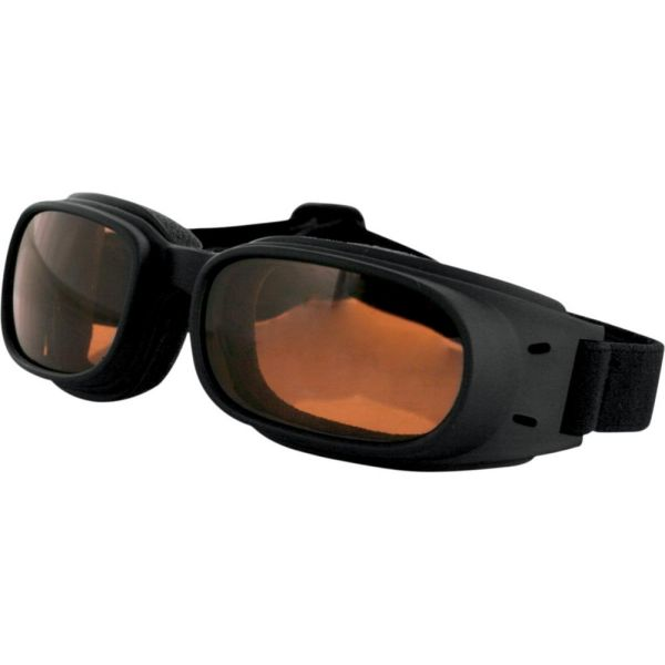 Bobster Ochelari Piston Adventure Black Lenses Amber