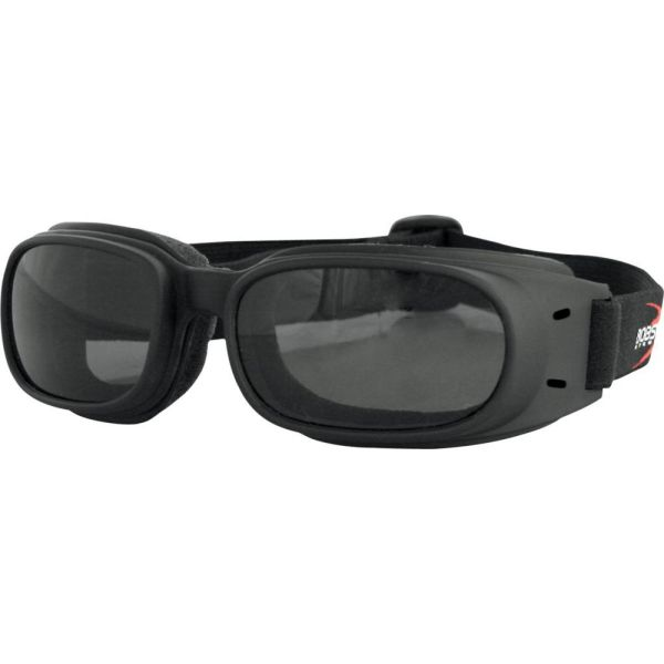 Bobster Ochelari Piston Adventure Black Lenses Smoke