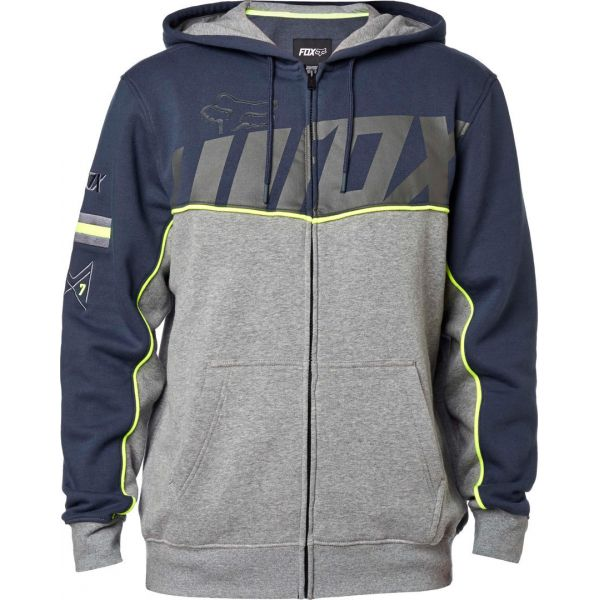 Fox Hanorac Aggrezzor Zip Fleece Grey