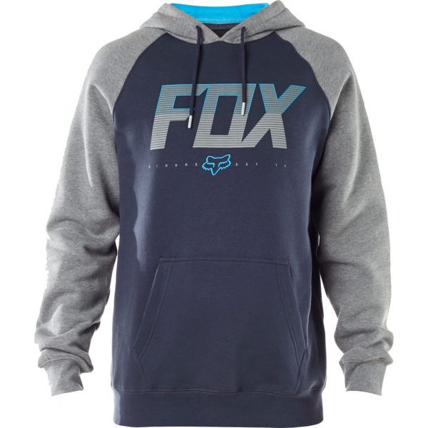 Fox Hanorac Katch Pullover Fleece Blue/Grey