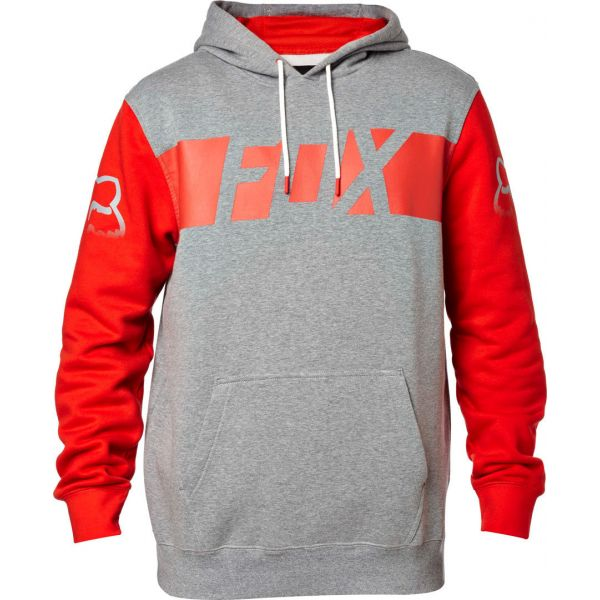 Fox Hanorac Libra Pullover Fleece Heather Grey
