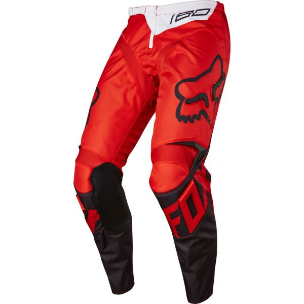 Pantaloni MX-Enduro Fox LICHIDARE STOC Pantaloni 180 Race Red 2017