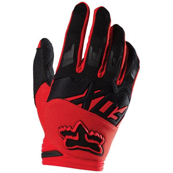 Fox Manusi Dirtpaw Race Red