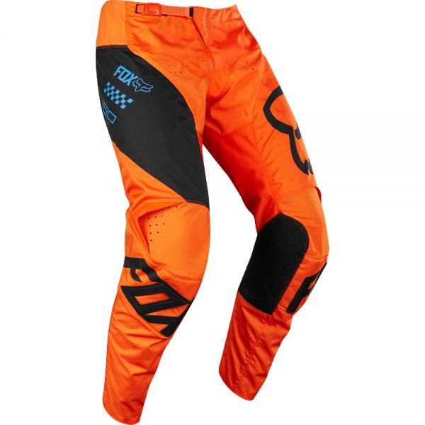 Fox LICHIDARE STOC Pantaloni 180 Mastar Orange 2018