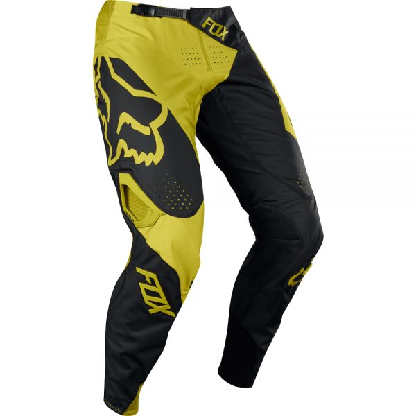 Fox LICHIDARE STOC Pantaloni 360 Preme Yellow/Black 2018