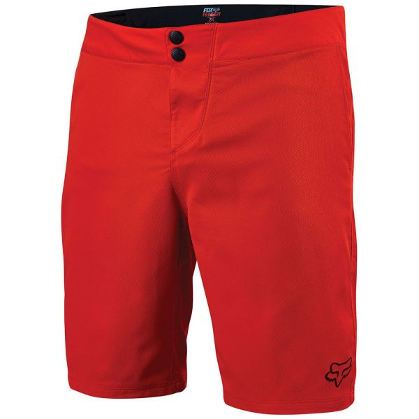 Fox Pantaloni Bike Ranger Red