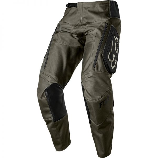 Fox Pantaloni Legion LT Olive Green 2020