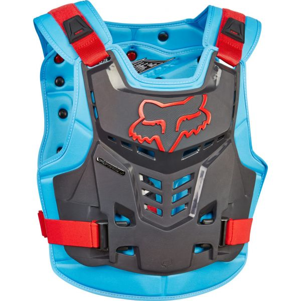 Fox Protectie Piept Proframe LC Blue/Red