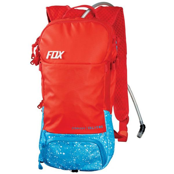 Fox Rucsac Hidratare Convoy Red/Blue