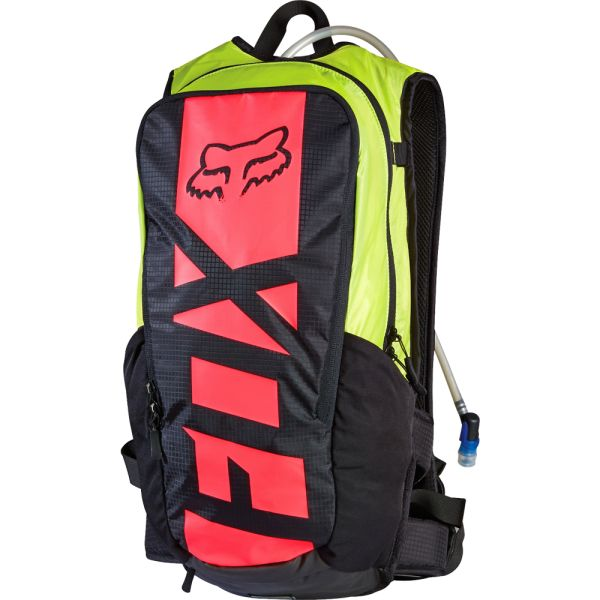 Fox Rucsac Hidratare Large Camber Race Pack Yellw Fluo