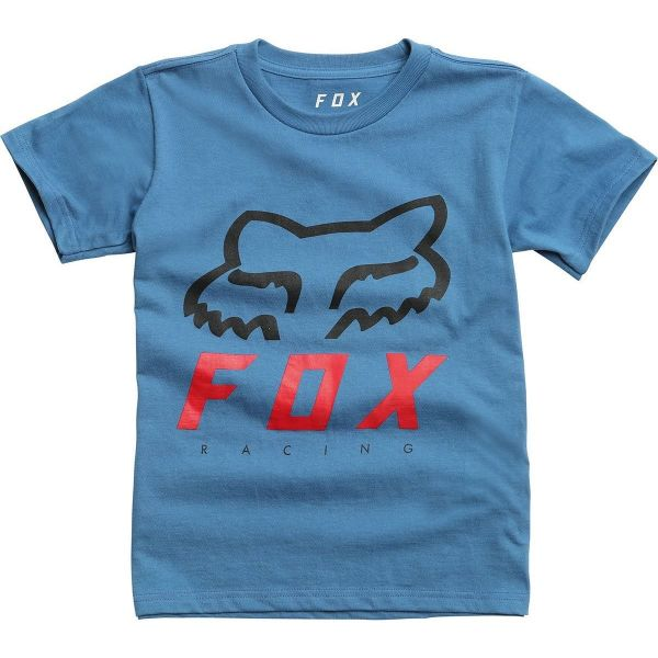 Fox Tricou Copii Heritage Forger Aktion19 Blue
