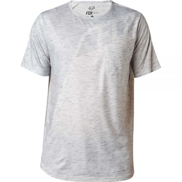 Fox Tricou Seca SS Knit Heather Grey