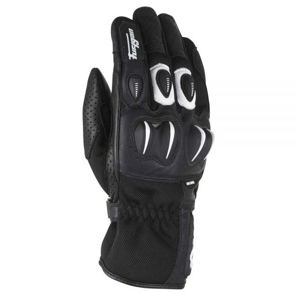 Furygan Manusi Cyclone Black/White 17
