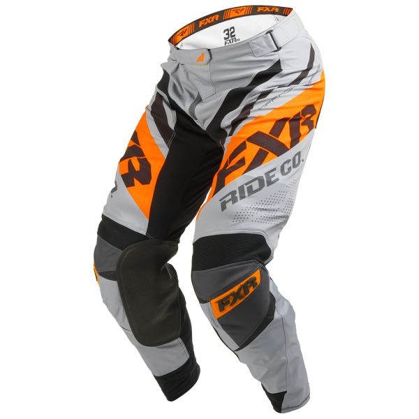 FXR LICHIDARE STOC Pantaloni Revo Gray/Orange