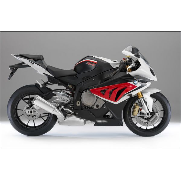 Joycity Macheta BMW S1000RR 2014 Red 1:12