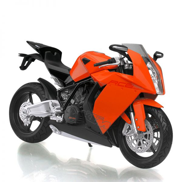 Joycity Macheta KTM RC8 Orange 1:12