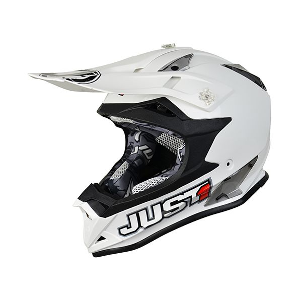Just1 Casca J32 Pro Solid White Copii