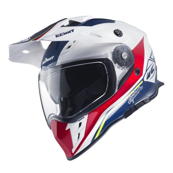 Kenny Casca ATV Explorer White/Red