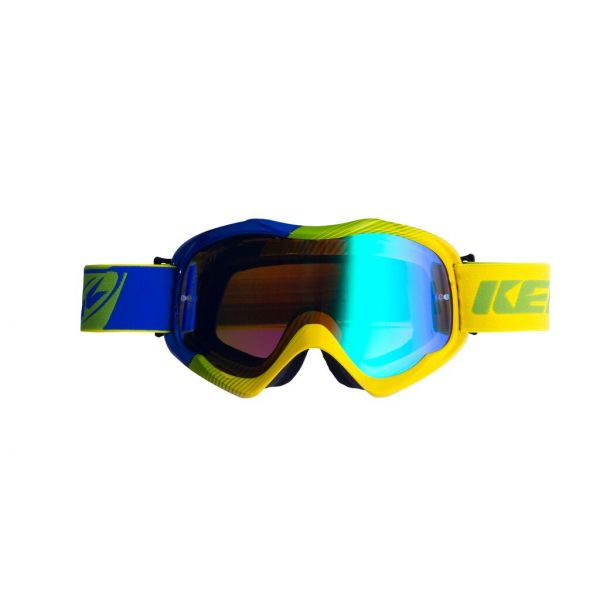 Kenny Ochelari MX Performance S6 Yellow/Green