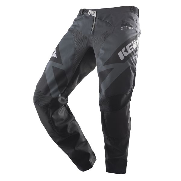 Kenny Pantaloni Track Black/Gray S9
