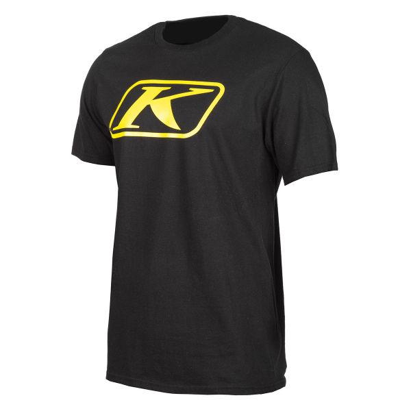 Klim Tricou Don't Follow Me SS T Black/Yellow 2020