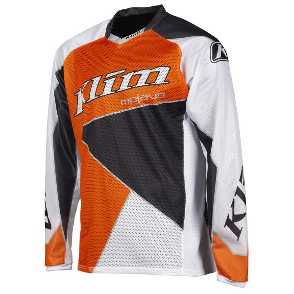 Klim Tricou Mojave Orange/Gray 2019