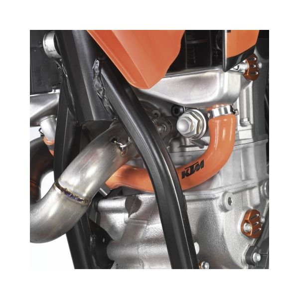 KTM SET FURTUNE RADIATOR PORTOCALII 450 SX-F 13-14